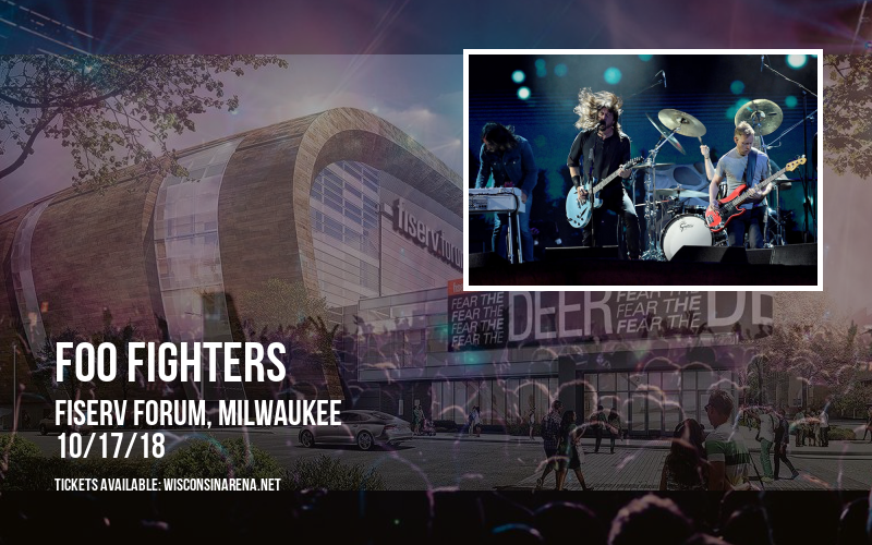 Foo Fighters at Fiserv Forum