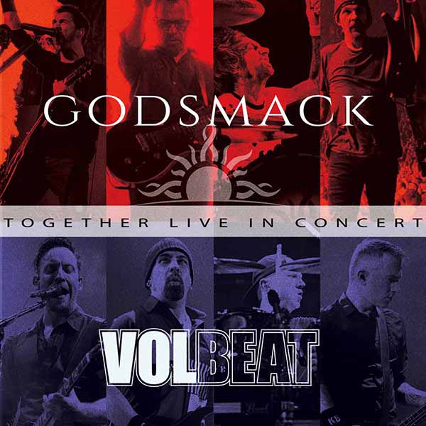 Godsmack & Volbeat at Fiserv Forum