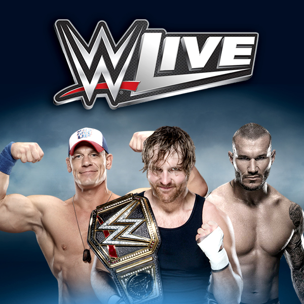 WWE: Live at Fiserv Forum