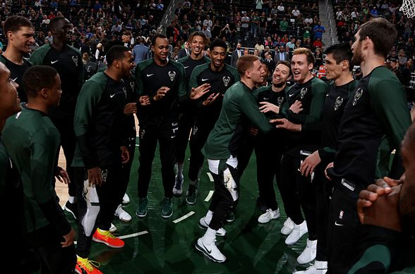 NBA Finals: Milwaukee Bucks vs. TBD - Home Game 4 (Date: TBD - If Necessary) at Fiserv Forum