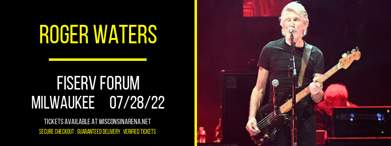 Roger Waters at Fiserv Forum