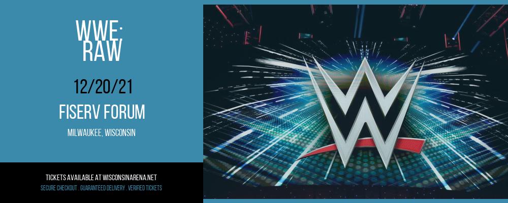 WWE: Raw at Fiserv Forum