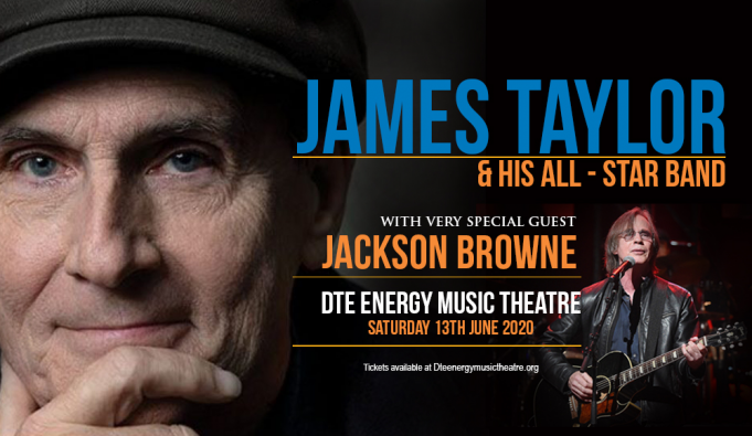 James Taylor & Jackson Browne at Fiserv Forum