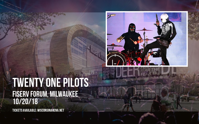 Twenty One Pilots at Fiserv Forum