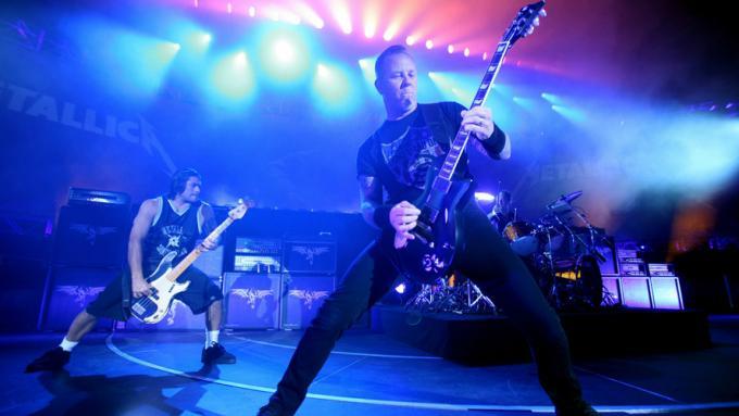 Metallica at Fiserv Forum