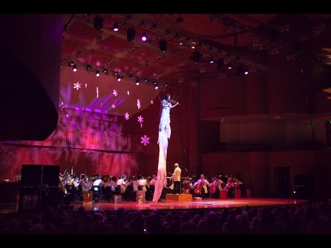 Cirque Musica Holiday at Fiserv Forum