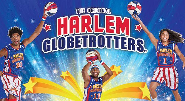 The Harlem Globetrotters at Fiserv Forum