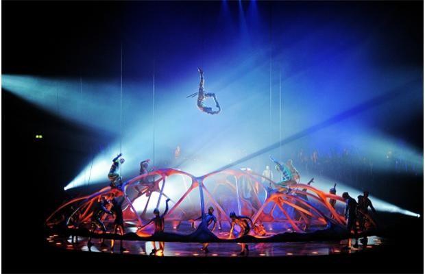 Cirque du Soleil - Crystal at Fiserv Forum