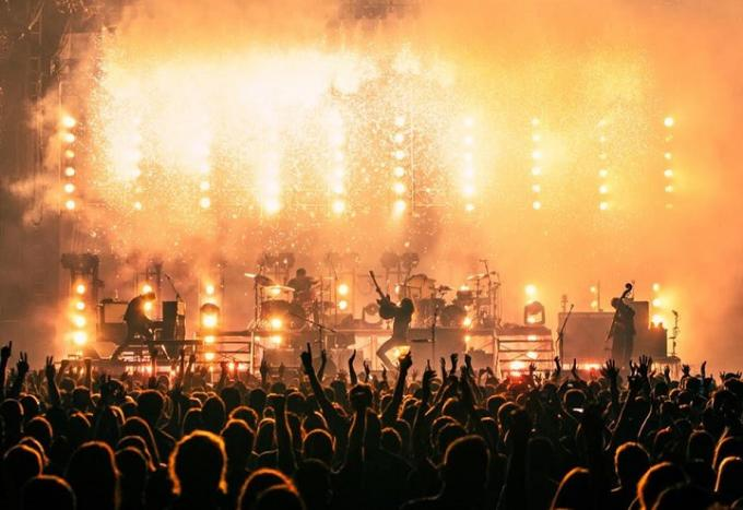 Mumford and Sons at Fiserv Forum