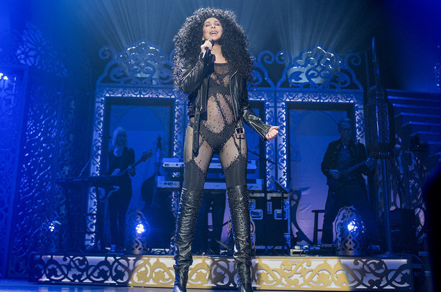 Cher at Fiserv Forum