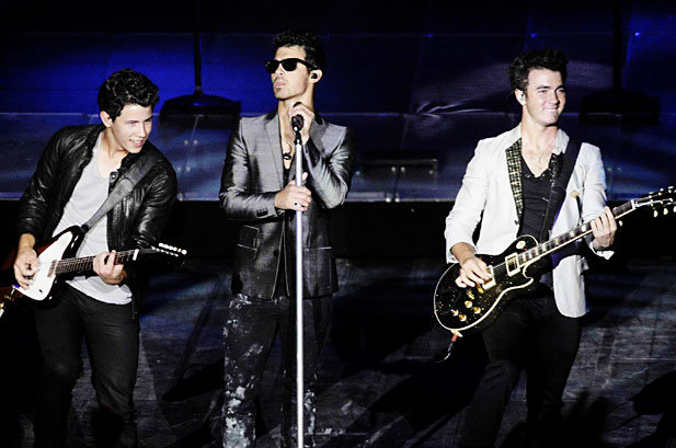 Jonas Brothers at Fiserv Forum