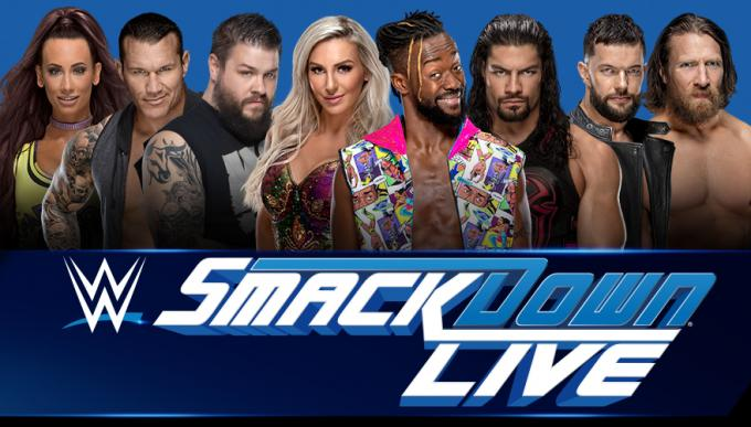 WWE: Smackdown at Fiserv Forum