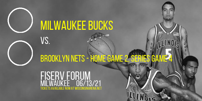 NBA Eastern Conference Semifinals: Milwaukee Bucks vs. TBD - Home Game 2 (Date: TBD - If Necessary) at Fiserv Forum