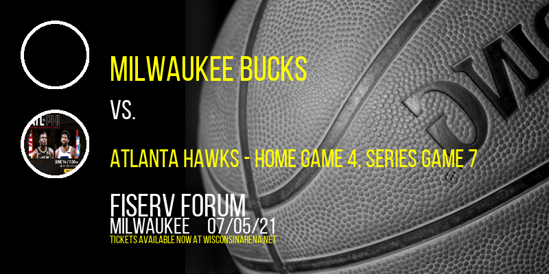 NBA Eastern Conference Finals: Milwaukee Bucks vs. TBD - Home Game 4 (Date: TBD - If Necessary) at Fiserv Forum